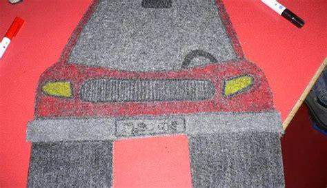 Fußmatten Auto Selbst Gestalten by Fussmatte Gestalten