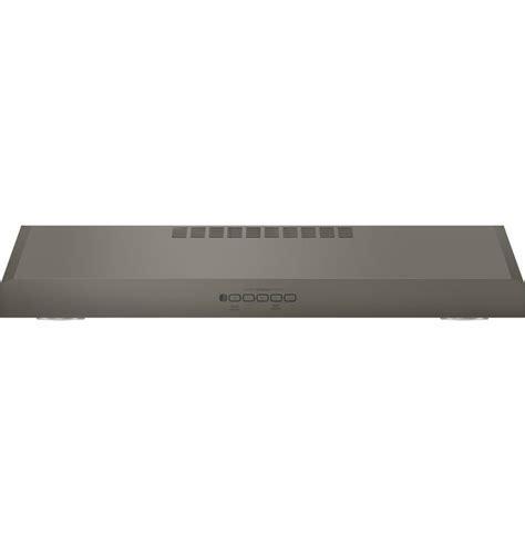 30 inch under cabinet range hood black nutone 30 inch 220 cfm under cabinet range hood in black