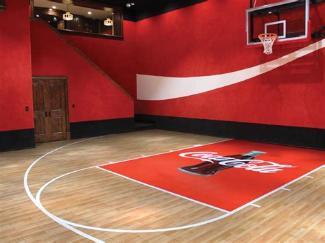 indoor home gyms ma sport court  england