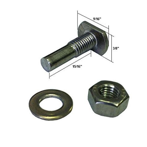Shower Door Hinge Pin Shower Door T Bolt Hex Nut And Washer For Pivot Shower Doors In The Uae See Prices Reviews