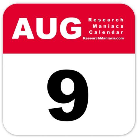 de stoel 9 augustus information about august 9