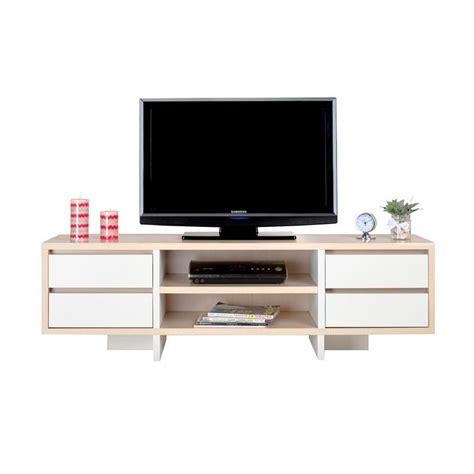 Rak Tv Simple jual bacardia spz tvcab1 1500 rak tv minimalis