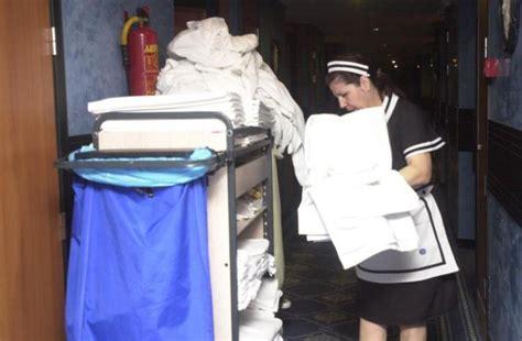 camareros de piso por la dignidad y profesionalidad de las camareras de piso