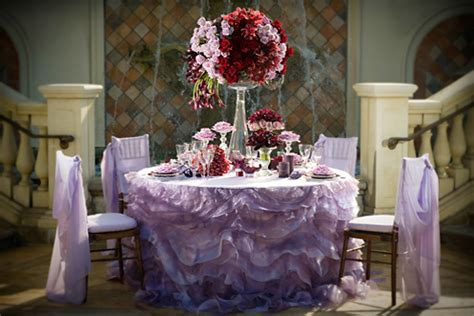 Wedding Linens by Wildflower Linen The Bridal Bar