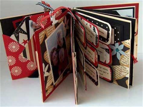 Handmade Album Covers Ideas - mini album gift