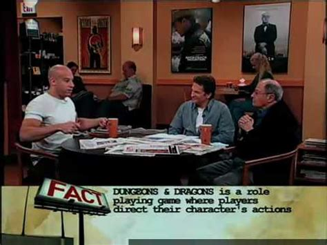 vin diesel on dungeons and dragons youtube
