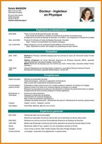 Curriculum Vitae 2017 Format by 7 Cv Ing 233 Nieur Informatique Lettre Officielle