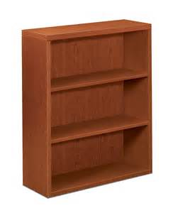 Laminate Bookshelves Hon Valido Series Laminate Three Shelf Bookcase