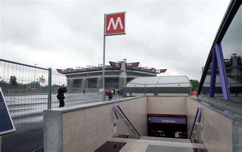 stadio meazza posti a sedere come raggiungere in metropolitana stadio san siro