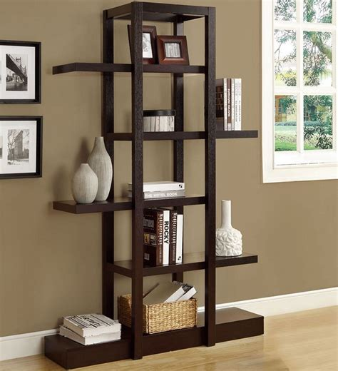 room shelves living room etagere in free standing shelves