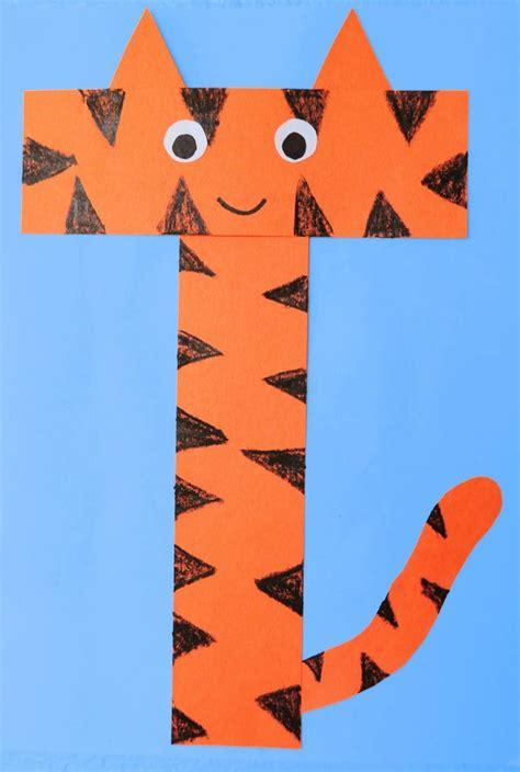 Letter T Activities For Preschool letter t crafts preschool and kindergarten