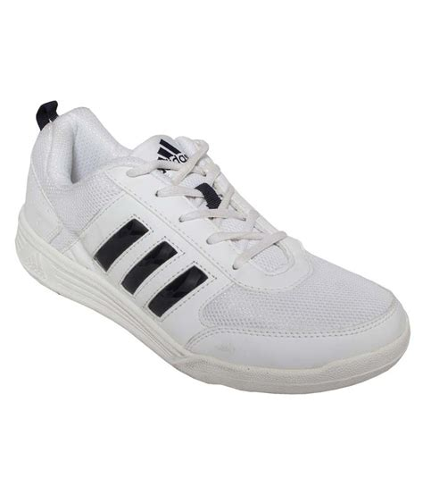 adidas white sports shoes for price in india buy