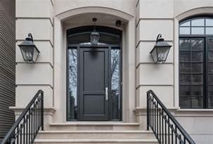 Exterior Doors Chicago Glenview Haus Custom Front Door Design A Growing Trend In Chicago Homes
