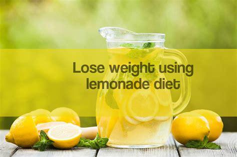 Lemon Detox Diet 7 Days by A New 7 Days Lemon Diet Will Detox And Burn