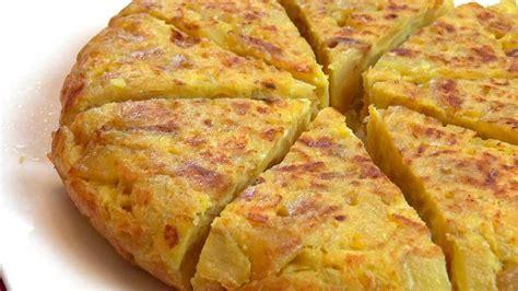 recetas de cocina tortilla de patatas c 243 mo hacer tortilla de patatas espa 241 ola recetas de tortillas