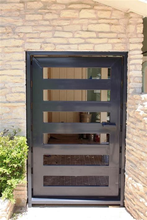 contemporary compound wall gate designs modern house