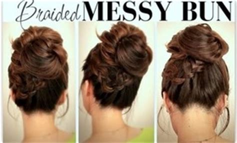cute everyday school hairstyles big messy bun with tina makeupwearables l s makeupwearables videos liked