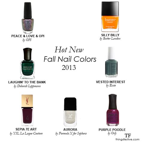 7 hot nail colors for fall real simple hot fall nail colors wedding worthy pinnutty com