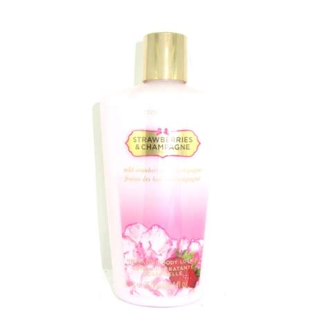 Lotion Scent Of The World 250ml The Shop s secret strawberries chagne lotion