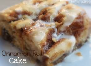zimtrollen kuchen my recipe box cinnamon roll cake