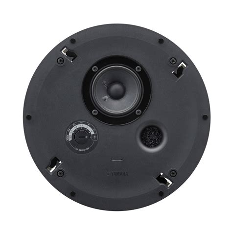 yamaha vxc3f 3 5 full range ceiling speaker black full