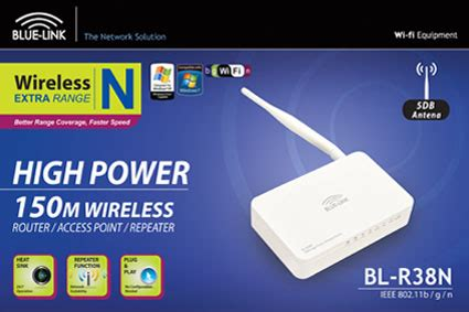 Router Wifi Bluelink cara setting repeater dengan radio wifi blue link bl r38n gj informations