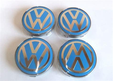 Vw Nabendeckel Aufkleber 50mm by Volkswagen 4 X 55 60mm Radkappen Nabendeckel Nabenkappen