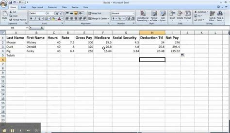 Payroll Spreadsheet Payroll Spreadsheet Payable Spreadsheet Spreadsheet Templates For Busines Microsoft Excel Payroll Template