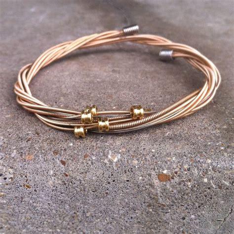 guitar string bracelets images  pinterest guitar string bracelet rope bracelets