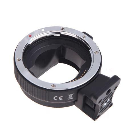Commlite Adapter Lensa Kamera Canon Eos To Sony Nex Alpha Autofocus commlite xdcam user