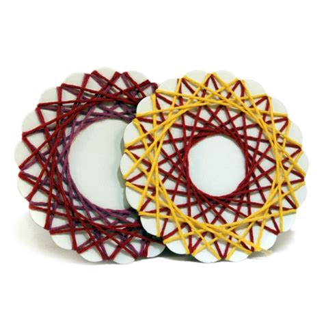 Circle String - raft idea scalloped circle string resource area for