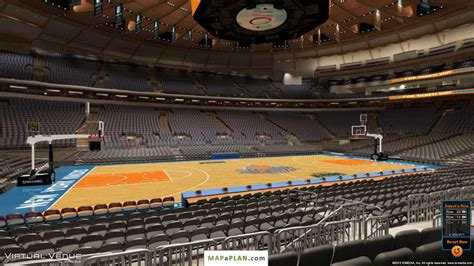 madison square garden section madison square garden seating chart detailed seat