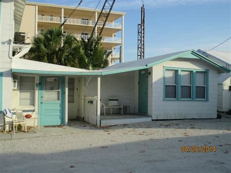 seahorse cottages treasure island mbr picture of seahorse cottages treasure island tripadvisor