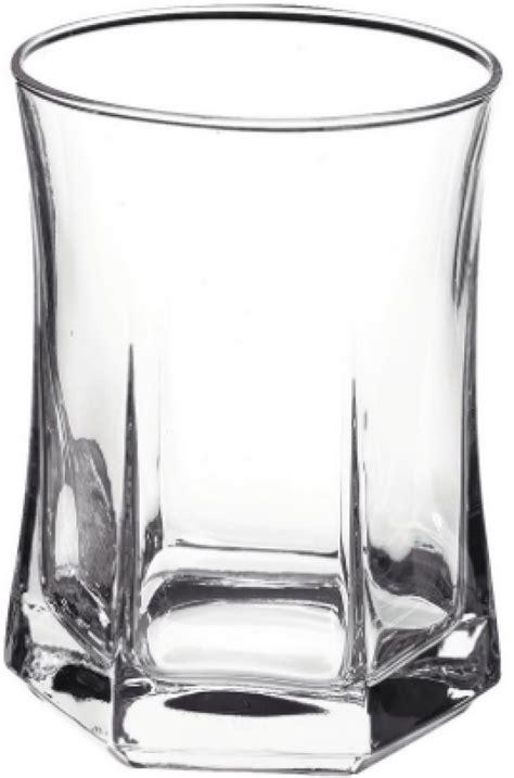 bicchieri bormioli set 3 pz bicchieri in vetro capitol creative acqua 24 cl