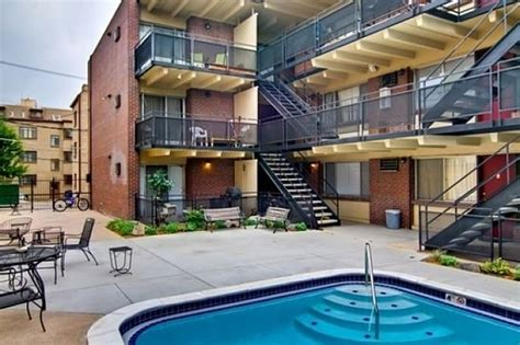 Studio Apartments In Denver Area 1 100 For 360 Sq Ft Studio Apartment And Other Denver