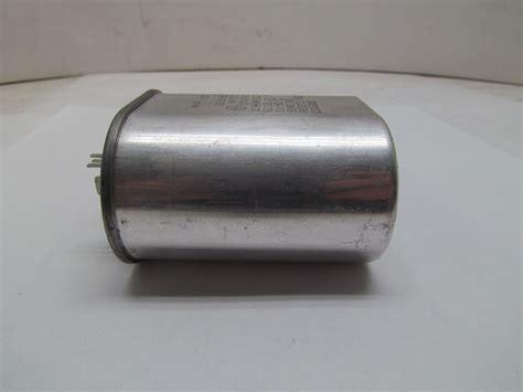 ge electric motor capacitor ge general electric 61l1053 dielektrol capacitor 10uf 90c 580vac c10000afc ebay