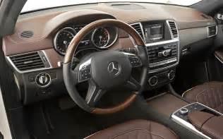 mercedes gls interior 2013 mercedes benz gl first test motor trend