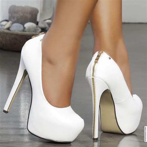 escarpins femme blanc taille 37 achat en ligne escarpins femme sur modatoi talons