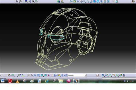 helmet design catia 301 moved permanently