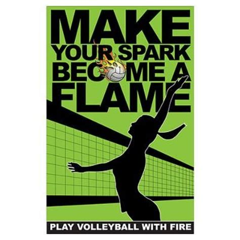 printable volleyball posters mini volleyball poster fire volleyball poster idea