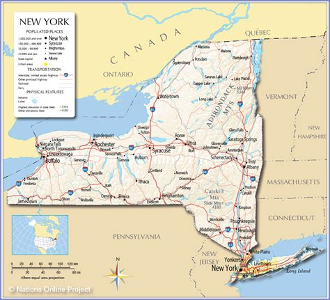 map of the us new york the mishaps and of a solitary this place i