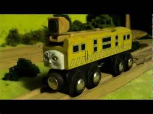 brio vs thomas brio thomas friends discussion diesel 10 youtube
