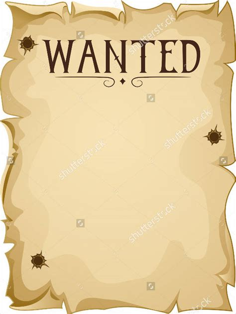 wanted poster design design trends premium psd vector