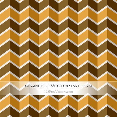 chevron pattern vector art vector art vintage chevron pattern 123freevectors