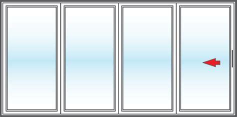 4 Door Sliding Patio Doors Vinyl Replacement 4 Panel Patio Doors In San Diego Bm Windows