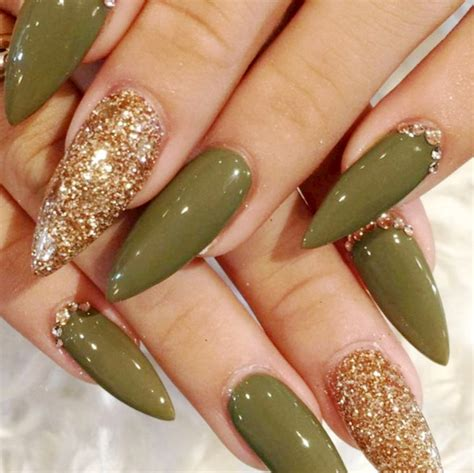 Nail Designs For Green Nails green nail designs amazing nails design ideas unleash