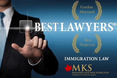 best immigration lawyers best lawyers 174 recognizes alex and gordon for best