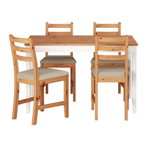 Ikea Dining Table With 4 Chairs Lerhamn Table And 4 Chairs Ikea