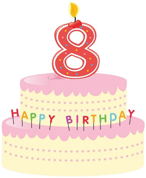 how is 8 in years happy birthday plus one we are 8 years plus one personnel