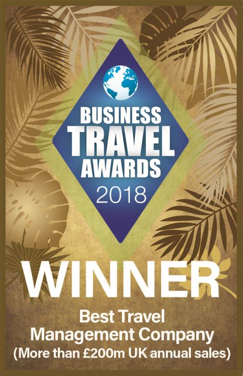 fcm triumphs  business travel awards winning  travel